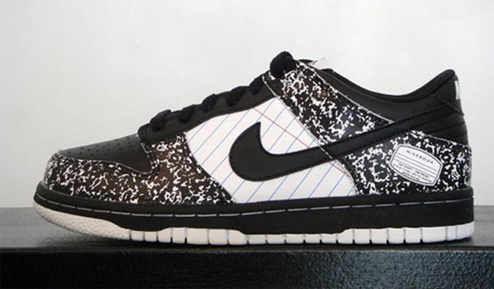 Nike Composition Notebook Shoes